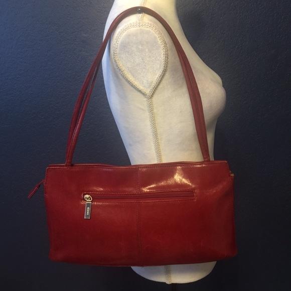 HOBO Handbags - HOBO INTERNATIONAL Cute Red Shoulder Bag